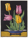 Tulips by William Seltzer Rice