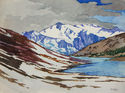 Glacier and the Yukon by William Seltzer Rice